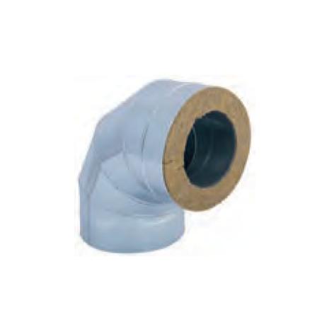 kolano stałe dwuścienne kwasoodporne 250/350