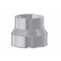Redukcja dwuścienna żaroodporna 200/300/160/260 0,8 mm