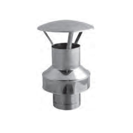 Daszek kominowy żaroodporny 300/400 0,8 mm