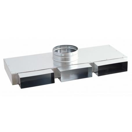 Skrzynka rozdzielcza SRO-2 150/3x150x50 DARCO