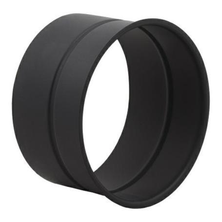 Wkładka jednościenna czarna 2 mm DARCO