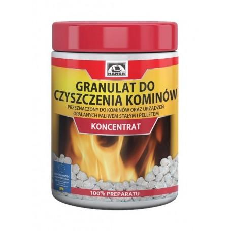 Efektywny środek do czyszczenia kotłów na pelet HANSA - Granulat 1 kg