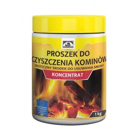 Efektywny środek do usuwania smoły i sadzy HANSA - proszek 1 kg