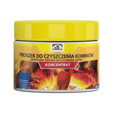 Efektywny środek do usuwania smoły HANSA - Proszek 0,5 kg