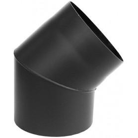 Kolano spalinowe stałe 45°/90° DARCO