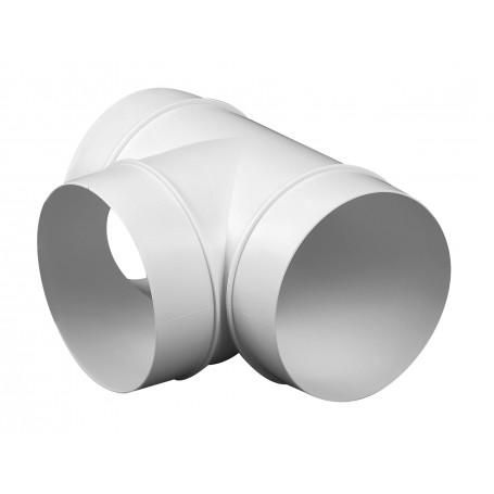 Trójnik kanału okrągłego 125 mm