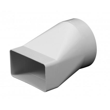 Łącznik przekrojów zmiennych 60x240/125 mm