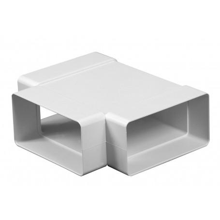 Trójnik poziomy płaski 75x150 mm