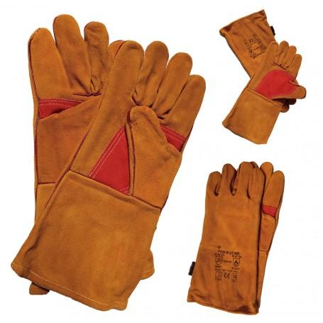 Rękawice kominkowe