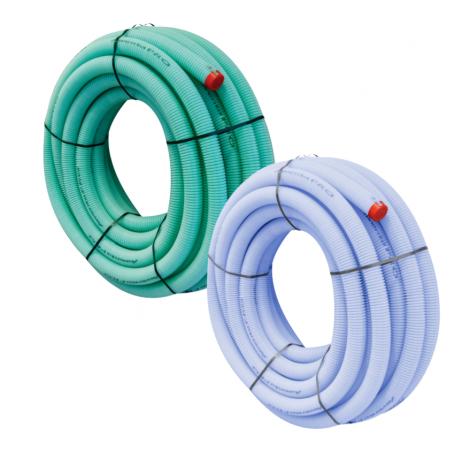 Przewód wentylacyjny VFB75 niebieski