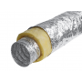 Kanał elastyczny izolowany fi200 10mb.- KEI200