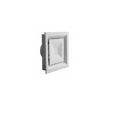 Anemostat nawiewny fi 100 biały ASK100-ML.B (BIAŁY)