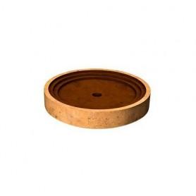 Niski odskraplacz do komina ceramicznego 160 mm ERFE UNI