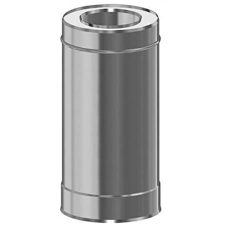 Rura prosta dwuścienna 150/250/0,5m