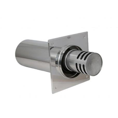 Wyrzut boczny z czerpnią 130/200- SGSP poziom III